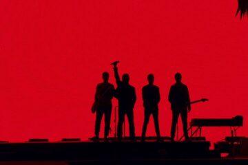 U2, Joshua Tree/Ppromo