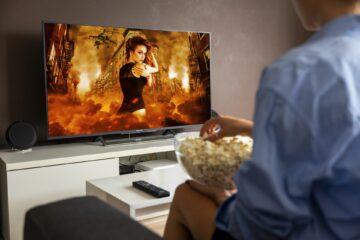 Gledanje televiyije/Photo: Pixabay